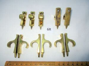 6r Brass Stair Rod Bracket For 1 4cm Rod Price Is Per Bracket