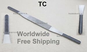 Fomon Bone File Nasal Rasp Tc Ent Surgical Instruments Free Shipping