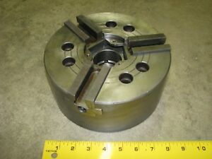 Howa 8 Hydraulic Lathe 3 jaw Power Chuck For Cnc