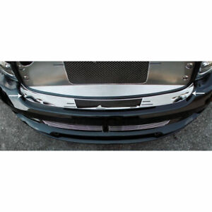 Acc Front Bumper Cap Fits 2004 05 Dodge Ram 1500 Srt 10 Stainless Steel Polished