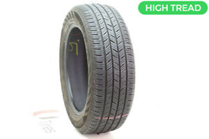 Used 215 55r17 Continental Contiprocontact 93v 8 5 32