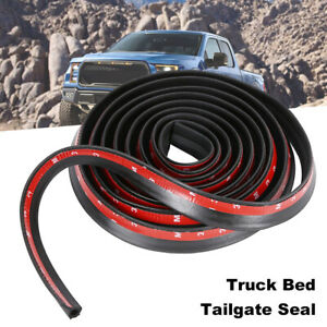 13ft Universal Adhesive Weather Stripping Pickup Truck Bed Taper Seal P Type