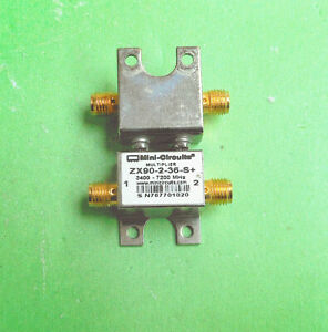 1pc Only Mini circuits Zx90 2 36 s 3400 7200mhz Rf Sma Frequency Multiplier