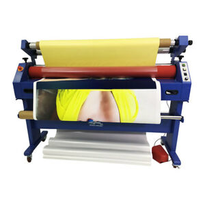Qomolangma Semi auto Cold Laminating And Mounting Machine Laminating Film Us