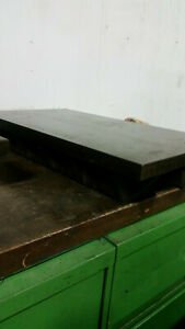 12 X 22 Cast Iron Surface Plate