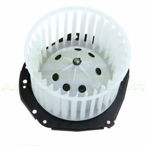 Heater Blower Motor Fan For Chevy Gmc C K Pickup Truck Suburban Yukon 52498869