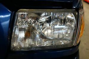 Oem Driver S Left Side Headlight 2001 2011 Ford Ranger