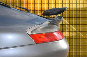 Porsche 911 996 Turbo Factory Style Carbon Fiber Top Wing Blade