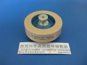 Ccg81 2u 200pf k 15kv 30kva High Frequency voltage Ceramic Capacitor j638 Lx Yh