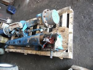Ford Tw 35 Series 2 Farm Tractor Front Wheel Drive Axle Assembly