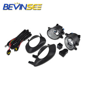 Complete Fog Light Fits For Toyota 2006 2007 2008 Yaris Hatchback Switch Wiring