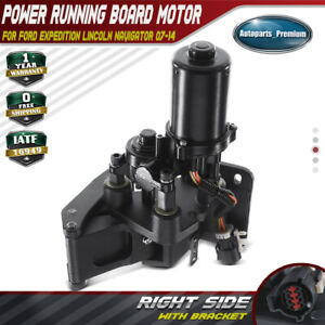 Power Running Board Motor W Bracket For Ford Expedition Lincoln 2007 2014 Right