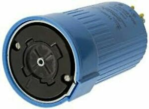 new In Box Hubbell Hbl26516 60 amp Hubbellock Connector 26516 60a 600vac 4p5w