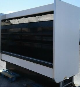Hussmann P4x Produce Display Case Refurbished Available In 8 12