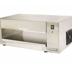 Merco Savory 16000 24 Electric Cheese Melter W Quartz Element Stainless 208v
