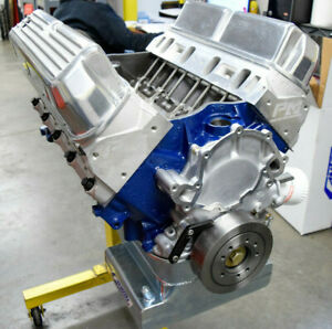 408 Small Block Ford Stroker Crate Engine 351 Windsor 450hp 475tq