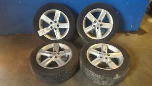 12 13 14 Toyota Camry 17x7 5 Spoke Alloy Wheels And Tires Set Of 4 69604