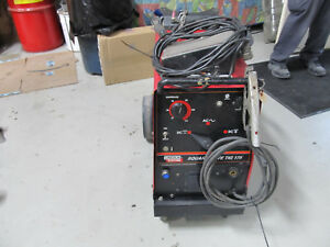 Lincoln Electric Square Wave Tig 175 Welder Stick Ac dc