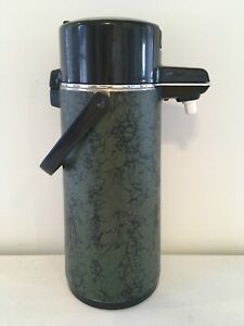 Zojirushi 2 2 Liters Green Black Airpot Air Pot Coffee Hot Beverage Server