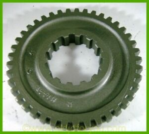 H144r John Deere H Low Speed Gear Splined Removed From Running Tractor