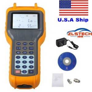 Us Ship No Tax Ry S110 Catv Cable Tv Handle Digital Signal Level Meter Db Tester