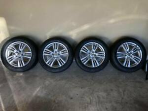 G37 Wheels And Tires Oem 17