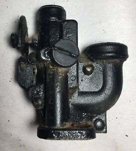 Briggs And Stratton Fh Engine Carburetor Carb Vintage Motor Hit And Miss