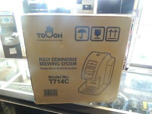 Newco 782310 T714c Touch Capsule Coffee Brewer new