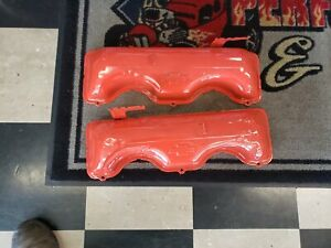 409 348 W Block Chevy Valve Covers Biscayne Bel Air Impala