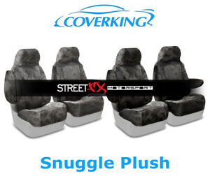 Coverking Snuggleplush Custom Seat Covers For Pontiac Fiero