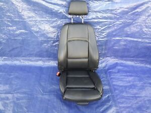 2007 2012 Bmw 335xi 328xi Coupe Driver Seat Left Front Leather Black