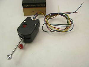Signal Stat 804 Turn Signal Switch Yankee Turnflex 734 737