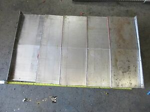 Chiron Fz22 w Cnc Mill Hennig Way Cover Covers 25 X 42 586 303 16 33487 03 05