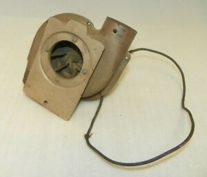 Some 40 s 50 s Gm Truck 6 Volt Heater Defroster Motor Housing 1 11 16 Works