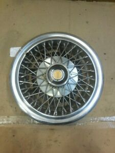 77 80 Ford Mustang Bobcat Pinto Oem Wire 13 Hubcap Wheel Cover G1017