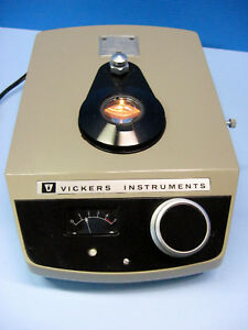 Vickers Microscope Base