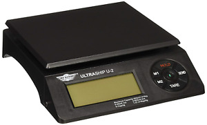 My Weigh Scmultra2 60 055 Ultraship U2 60 Lb Black Scale