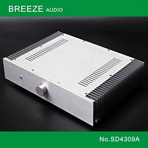Breeze Audio Sd4309a Power Amplifier Cabinet gt54 Xh