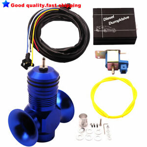 Universal Transporter T4 T5 Tdi Electrical Turbo Diesel Dump Valve Kit