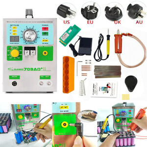 Sunkko 220v 709ad Battery Spot Welder For 18650 Soldering Welding Machine