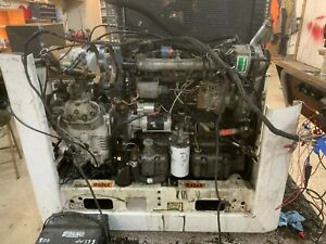Thermo King D201 D 2 2 Di Diesel Engine Motor Runs Excellent
