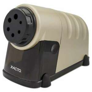 X acto High volume Commercial Desktop Electric Pencil Sharpener 079946016062