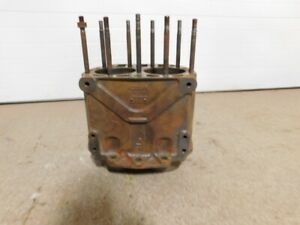 John Deere Styled A Tractor 045 Over Cylinder Block A2324r 14055