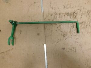 John Deere Unstyled D Tractor Governor Rod With Fork D35r D215r 14036