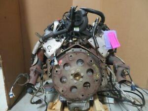 6 0 Liter Engine Motor Lq4 Gm Chevy 57k Complete Drop Out Ls Swap