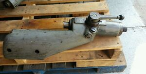 Grinder Spring Loaded Extension Tail Stock Tailstock Footstock Unknown Mfg