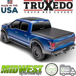 Truxedo Deuce Soft Cover Roll Up Tonneau Cover Fits 2019 Ford Ranger 5 Bed