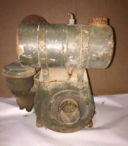 Antique Vintage Briggs Stratton Model N Engine Military Motor Scooter Mower