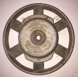 Maytag Wico Twin Cylinder Engine Flywheel Hit And Miss Motor Vintage