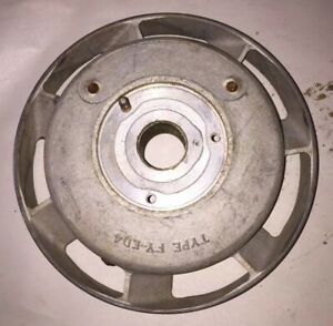 Maytag Engine Flywheel Single Cylinder Hit And Miss Motor Magnets Governor